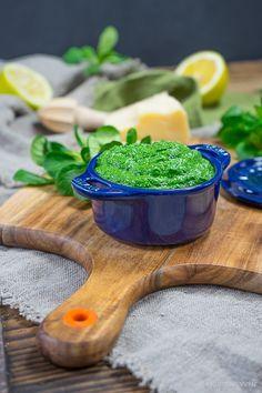 Feldsalat-Pesto