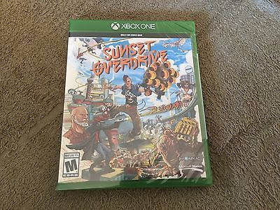 nice Sunset Overdrive Xbox One - For Sale
