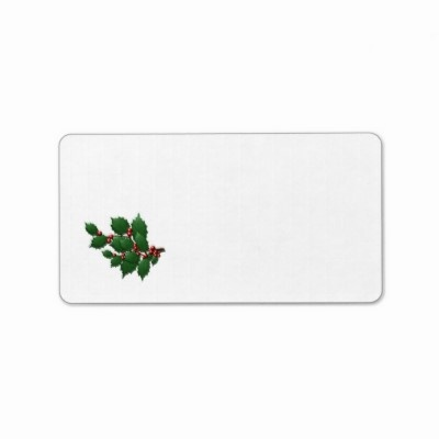 Address labels personalized address labels and leaves on pinterest