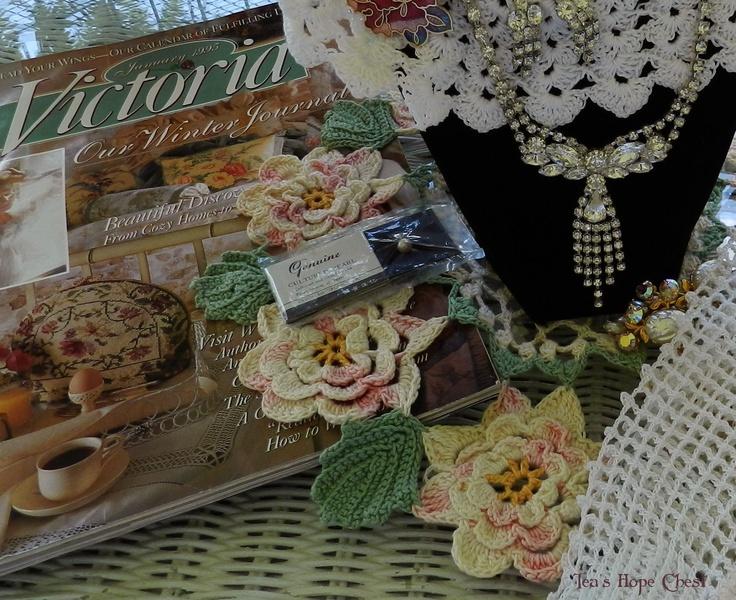 A Vintage Moment~: Doilies Vintage Dresses, Doiliesvintag Dresses, Vintage Moments