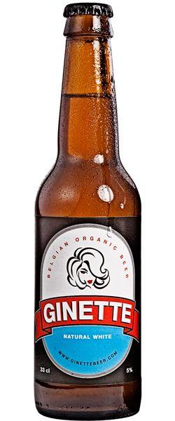 Bière Bio Belge Ginette