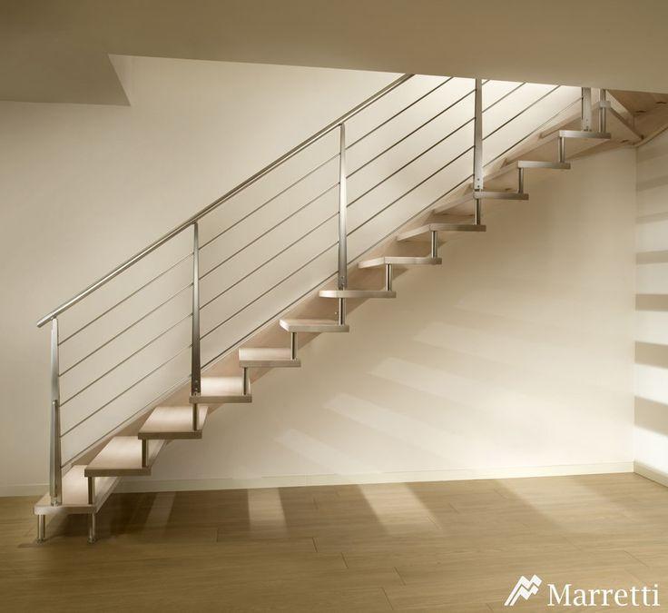 29 besten Treppen Bilder auf Pinterest Treppen, Geländer treppe - welche treppe fr kleines strandhaus