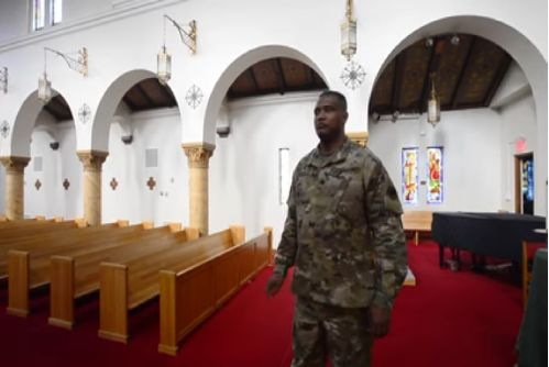 Muslim army chaplain granted command of 14,000 mostly Christian soldiers