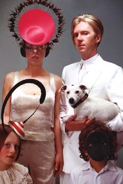 Isabella Blow and Philip Treacy