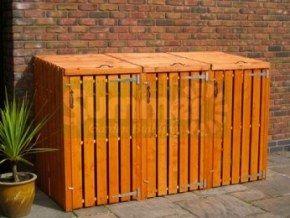 Wheelie Bin Storage Shed 703