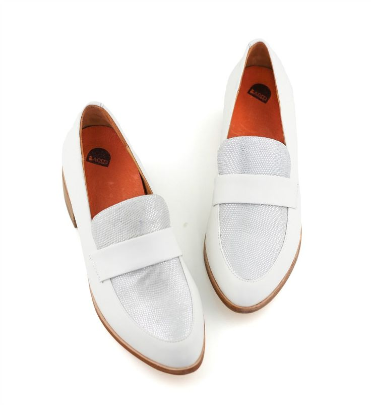 Shoesday: Bared Magpie Loafer