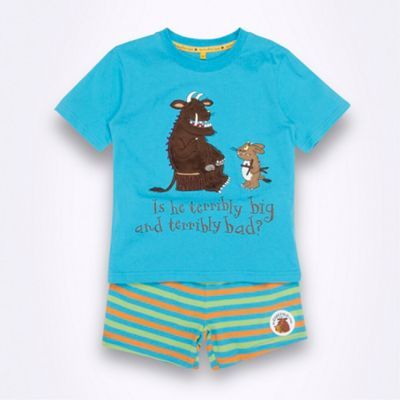 Boys blue Gruffalo pyjamas $17