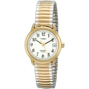 Timex Women's Two-Tone Expansion Band Watch
