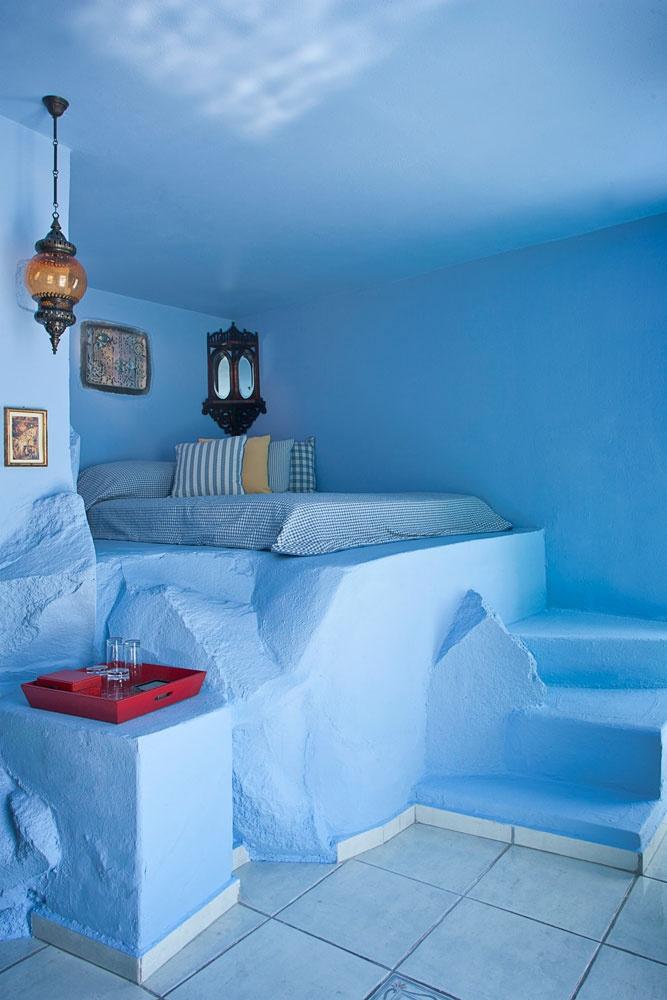 On the Rocks Hotel, Santorini Island Greece