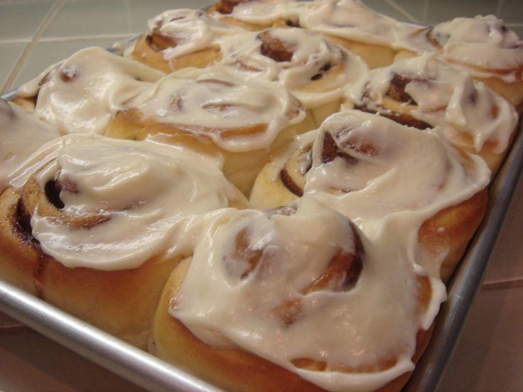 シナモンロール – おいしいアメリカ:アメリカ料理レシピと食べ歩き情報満載!