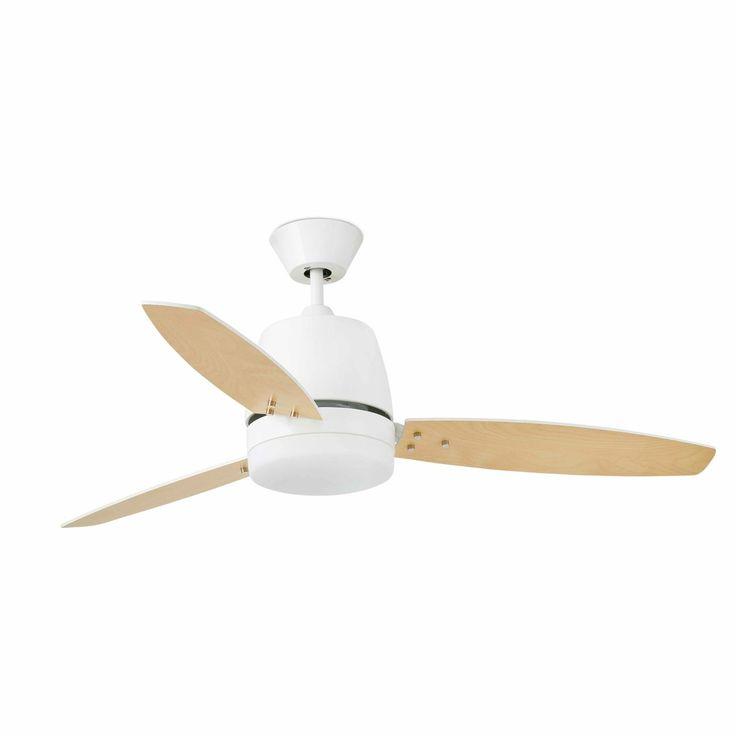 Ventilador de techo moderno con luz ventiladores - Ventiladores de techo de madera ...