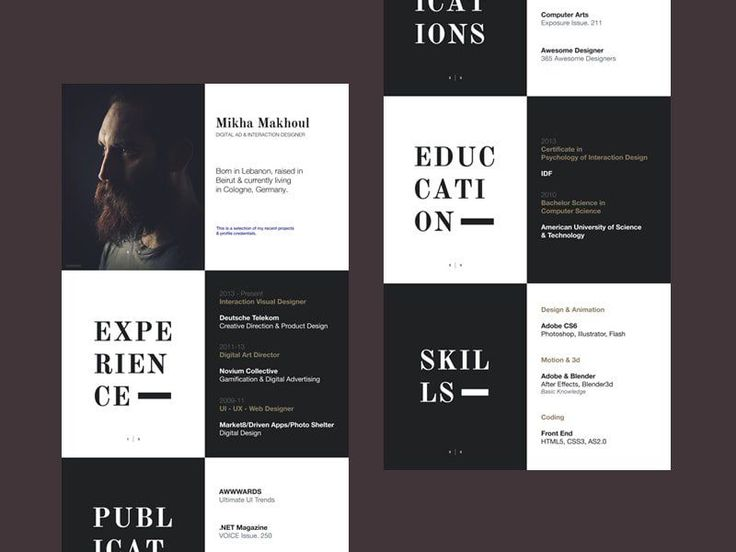 your resume or cv may be one of the most important projects you ever design  discover these easy