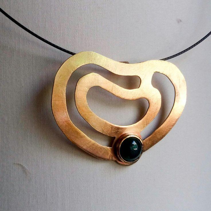 Microorganismo pendant. Simple and elegant