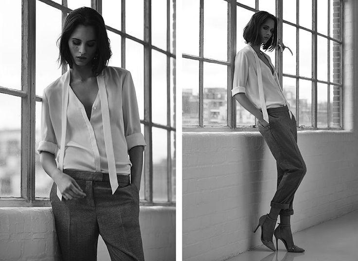 EASY ELEGANCE - Reiss Fashion Feature