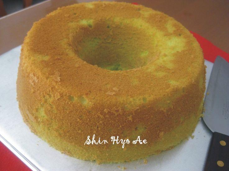Resep Kue Bolu Panggang 6 Telur