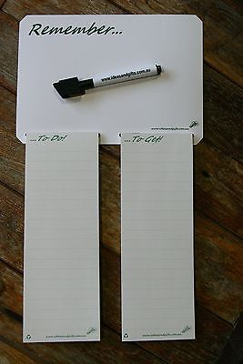 **New** A5 + 4 Notepads & 2 colour pens value pack
