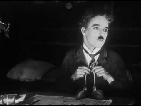 La Quimera Del Oro - Charles Chaplin (1925).avi - YouTube