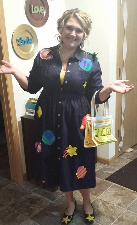 great ms frizzle halloween costume