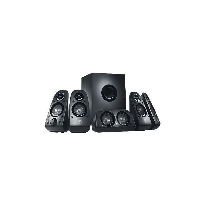 Altavoces Logitech Z506 5.1 75 W RMS - 150 W - 93,02€