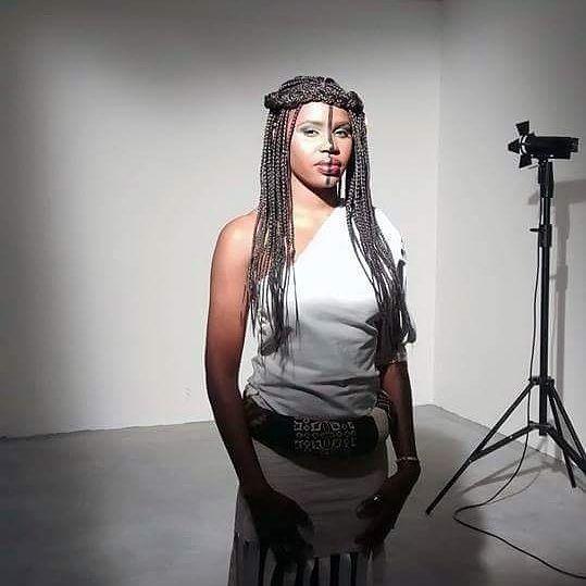 Backstage Shooting #RTM /Studio #The78bis !Make-up :  Jessica…