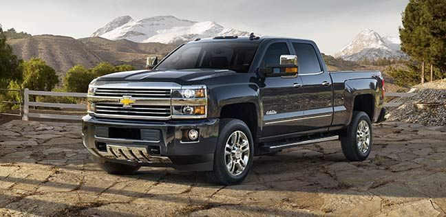 2015 Silverado 2500HD: Heavy-Duty Work Trucks http://www.santafechevroletcadillac.com
