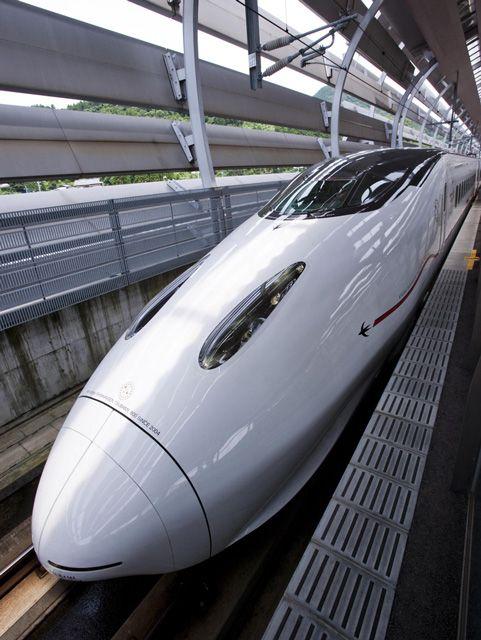 JR九州・九州新幹線 新800系