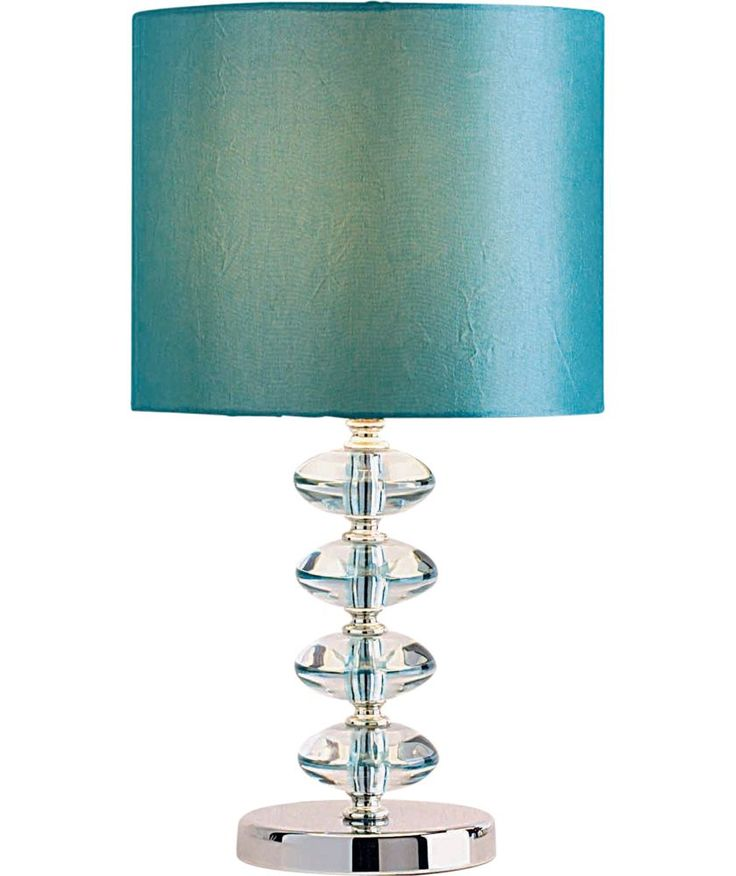 Buy Inspire Spiro Table Lamp - Duck Egg at Argos.co.uk - Your Online Shop for Table lamps.