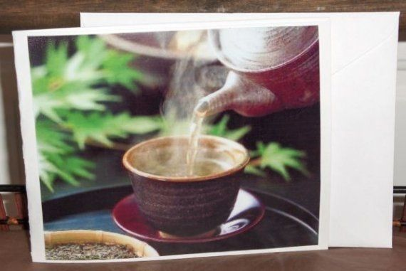 PERU COCA TEA plus Card Under 5 Dollars by SouthamptonCreations, $4.99