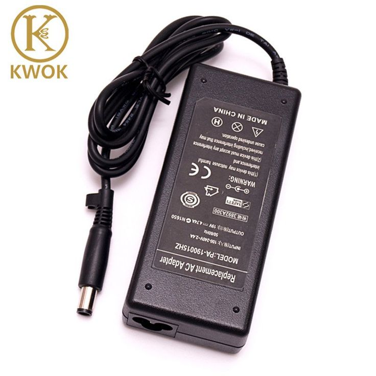 19V 4.74A 7.4*5.0mm AC Adapter Laptop Charger Power Supply For hp Pavilion DV3 DV4 DV5 DV6 G3000 G5000 G6000 G7000 Notebook