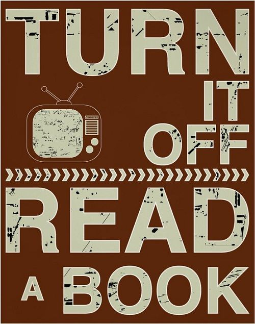 yes!: Worth Reading, Turn, Idea, Read A Book, Books Worth, Bookworm, Tvs, Books Reading, Book Quotes