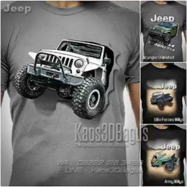 Kaos JEEP, Kaos JEEP COMMUNITY, Kaos Gambar Mobil Jeep, Willys, Wrangler, CJ7, Kaos 3D, WA : 08222 128 3456, LINE : Kaos3DBagus, https://kaos3dbagus.wordpress.com/2015/09/12/jual-kaos-3d-jeep-kaos-gambar-jeep-kaos-komunitas-jeep-offroad-bigfoot-land-rover/