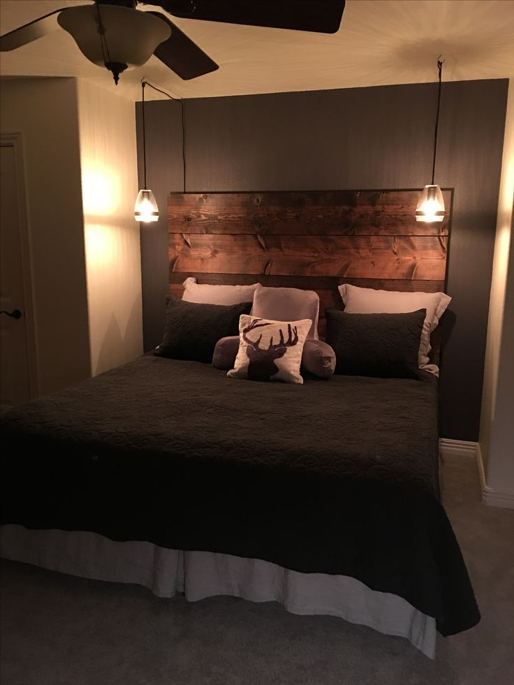 1000 Ideas About Headboard Lights On Pinterest Tufted