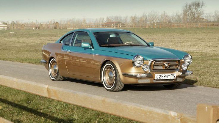 Méconnaissable, la BMW Série 3 E92 se la joue coupé rétro - http://www.leshommesmodernes.com/bilenkin-classic-cars-bmw-serie-3-e92/