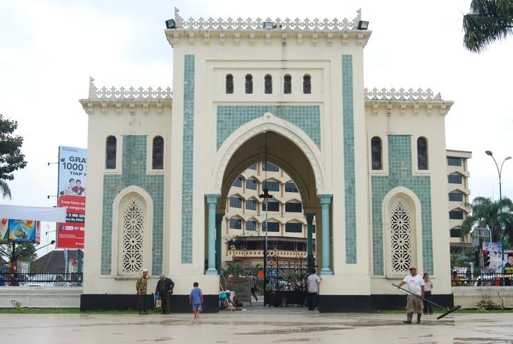 Mesjid Raya, Medan, North Sumatera, Indonesia