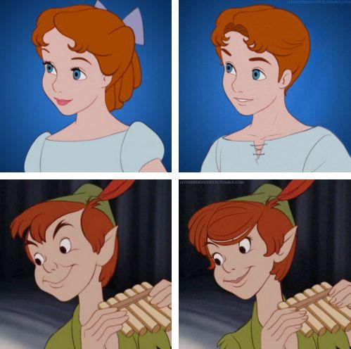1253 Ha a Disney szereplők az ellenkező nemhez tartoznának