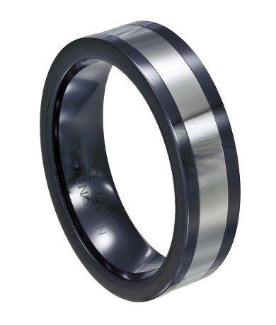 Tungsten Weding Rings 01 - Tungsten Weding Rings