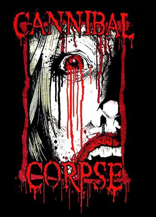 Images Of Cannibal Corpse Logo Wallpapers Calto