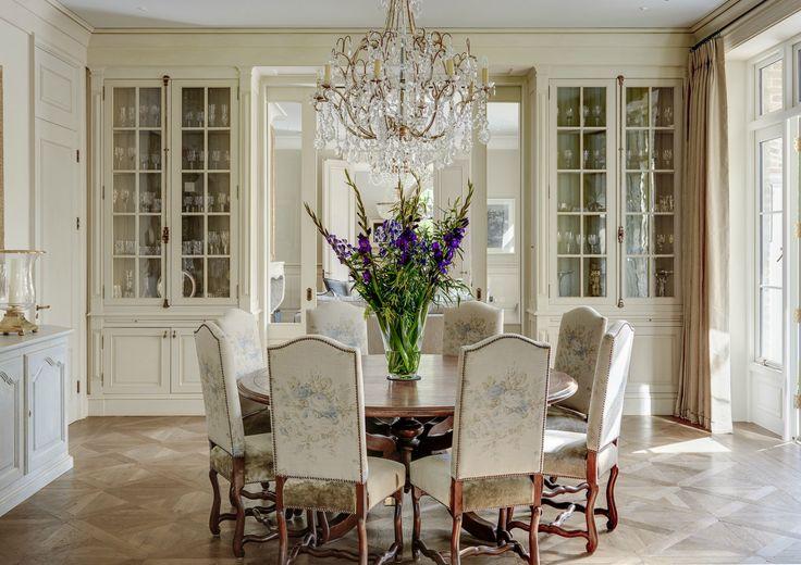 Bespoke Dining Room www.minniepeters.com