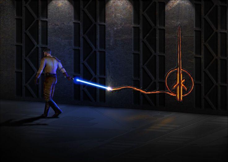 Star Wars Jedi Knight Jedi Outcast