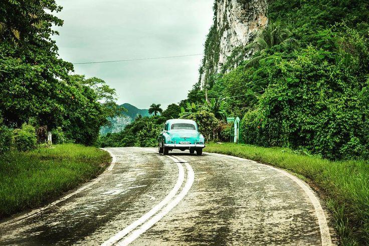 Pinar del Río ProvinceCuba. Full Ahead!. #visitCuba #pinardelrio #vinales #cuba #travel #potd #travelgram #instatravel #mytravelgram #igtravel #travelphotography #picoftheday #oldtimer