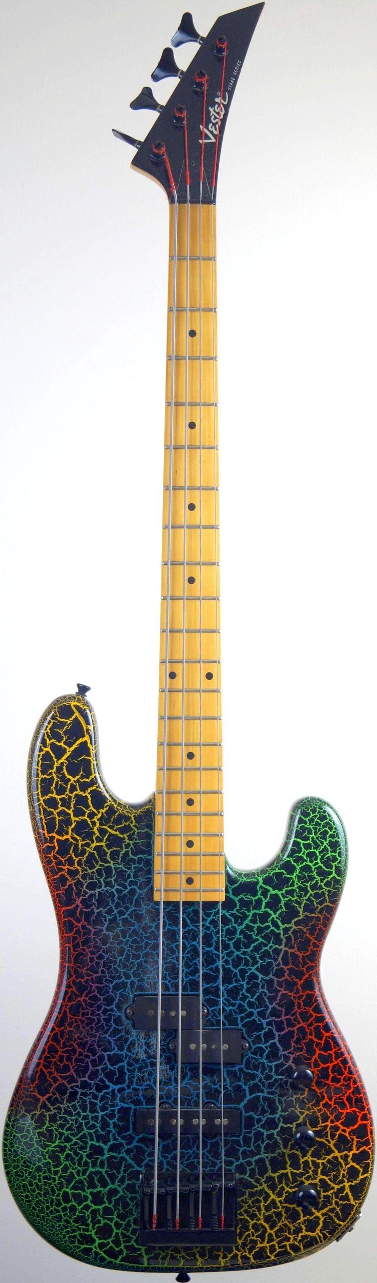 My Vester Stage Series Bass at Ukulele Corner --- https ...