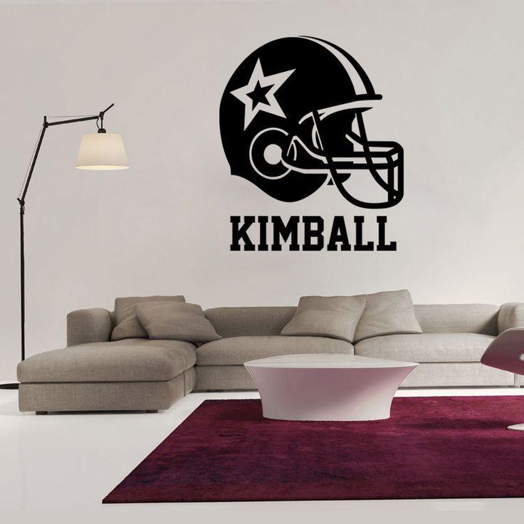 KimBall Wall Sticker