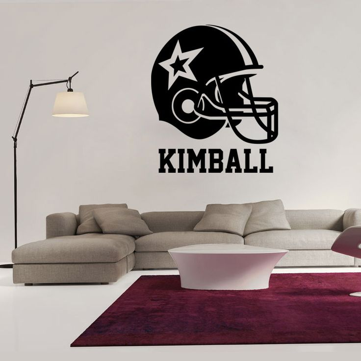 KimBall Wall Sticker