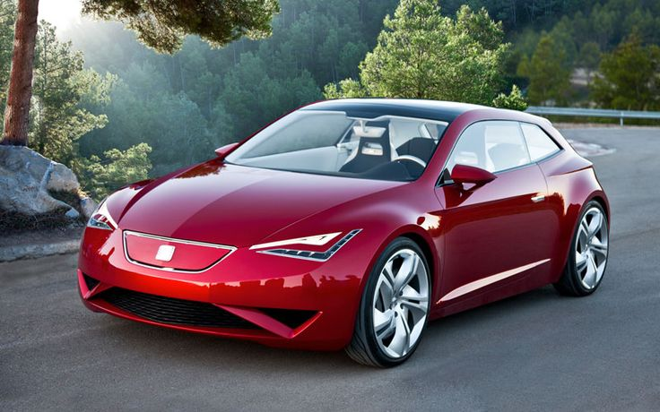 SEAT IBE - Zero Emissions Concept CAR | SEAT.country