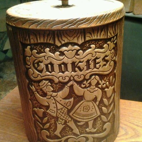 Treasure Craft Cookie Jar made in USA: Treasure Craftusa, Vintage Cookies, Biscuits Jars, Jars Collection, Treasure Crafts Usa, Crafts Cookies, View, Cookie Jars, Cookies Jars