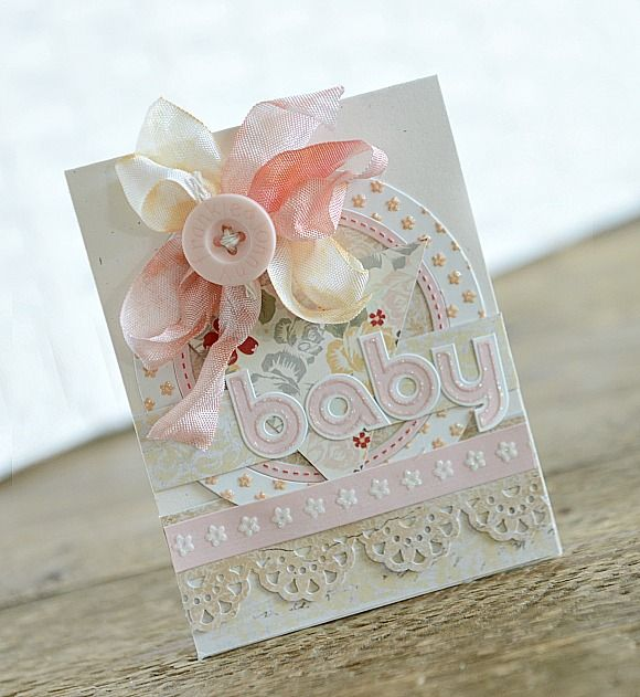Paper Girl Crafts: Created with Maja Design papers