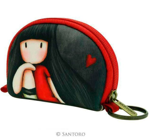 Monedero de Gorjuss The Collector #gorjuss #santoro #santorolondon #xtremonline #gothic #gotico #purse #monedero