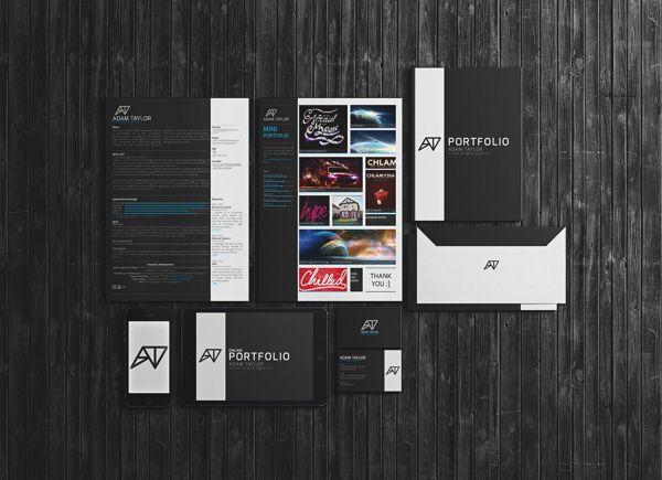 #branding #identity by Adam Taylor #design #graphic