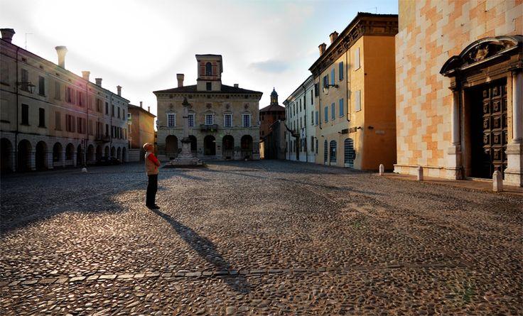 Sabbioneta, Mantova Lombardia Italy