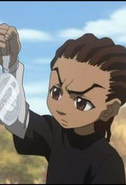 Watch The Boondocks Shinin Online. A bully steals the chain that signifies Riley's membership in Thugnificent's crew, prompting various attempts by Riley to get it back.